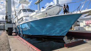 Yacht Hull Wraps